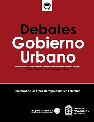 Debates de Gobierno Urbano 9