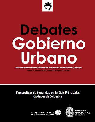 Debates de Gobierno Urbano 10