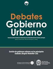 Debates de Gobierno Urbano 12