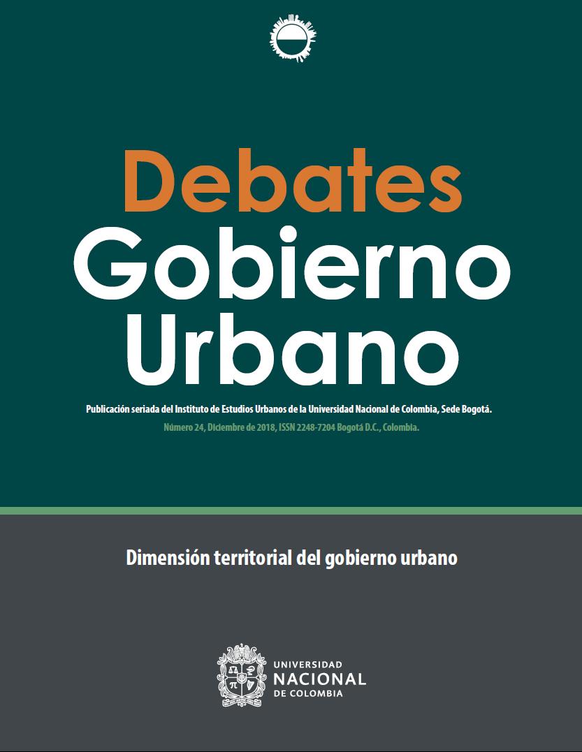 Debates de Gobierno Urbano 24