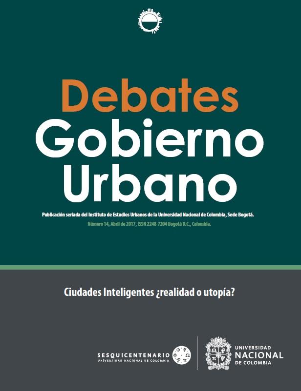 Debates de Gobierno Urbano 14