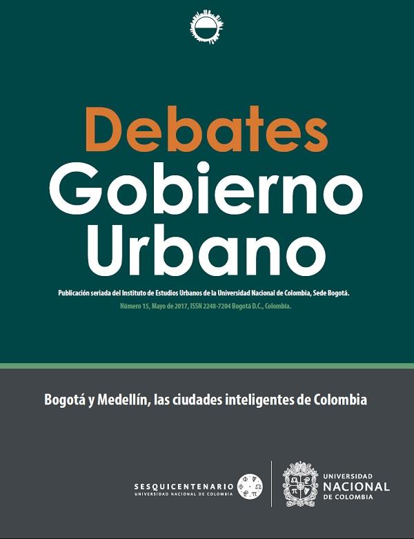 Debates de Gobierno Urbano 15