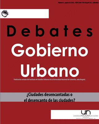 Debates de Gobierno Urbano 3