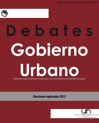 Debates de Gobierno Urbano 4