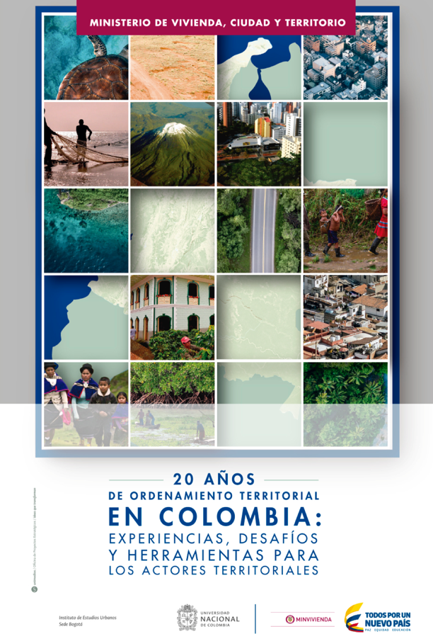 Ordenamiento territorial en Colombia