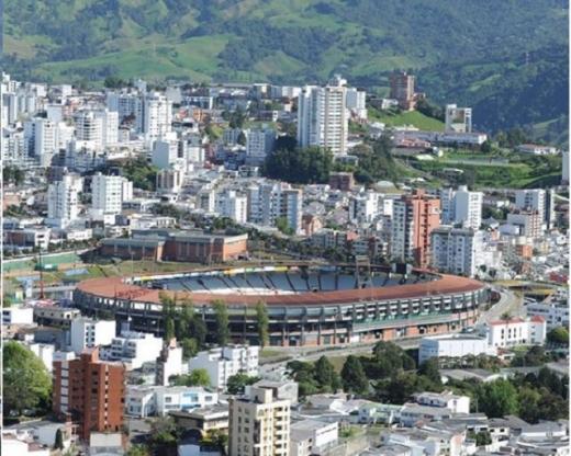 Foto Alcaldía de Manizales